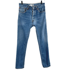 Re/Done Reconstructed Levis High Rise Jeans